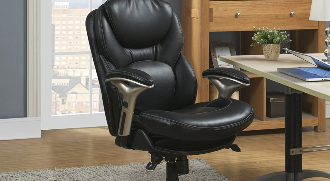 Back in Motion Mid-Back Office Chair