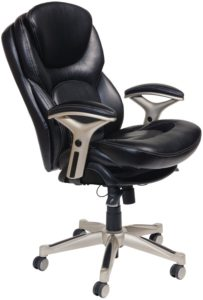 Serta Back in Motion Mid-Back Office Chair