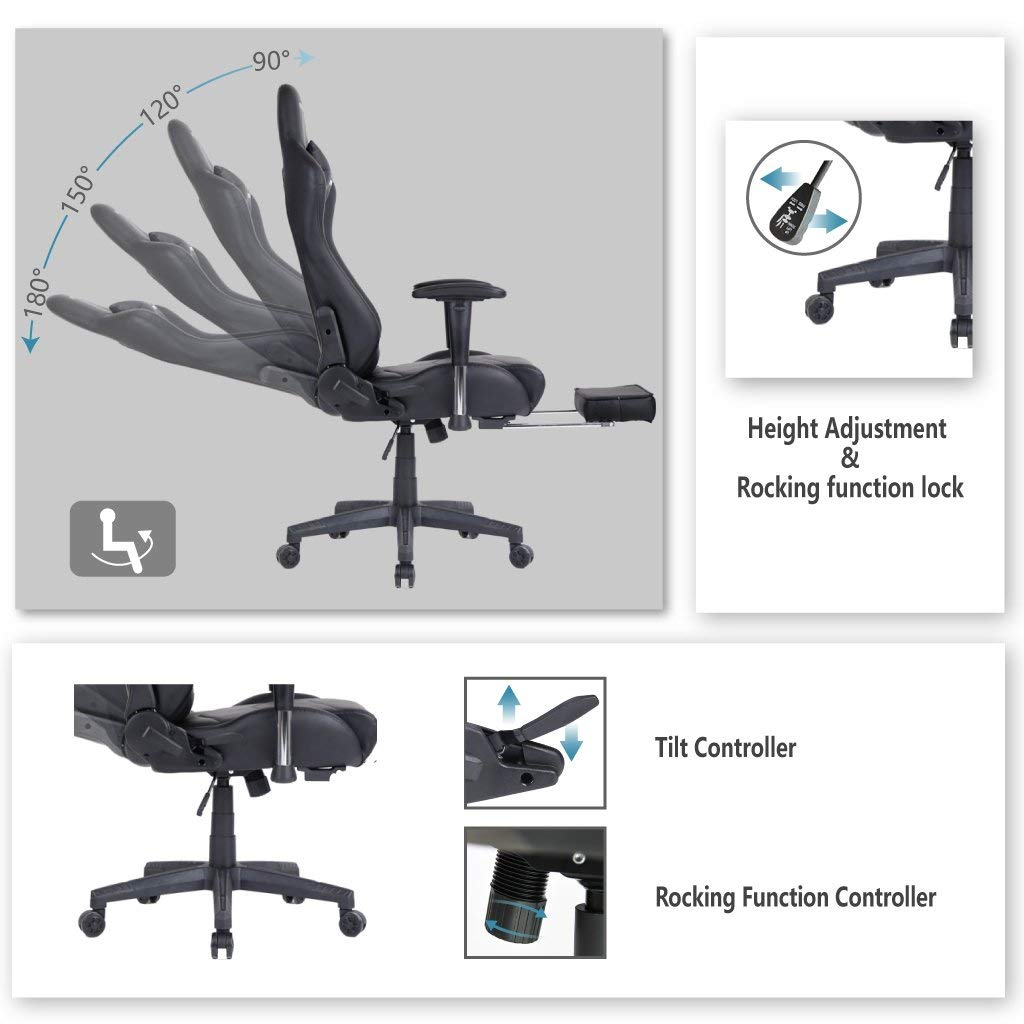 Ficmax Office Gaming Chair